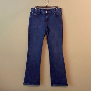 KUT from the Kloth boot cut denim jeans 10
